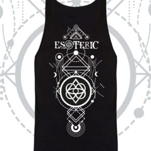 Mens Tank top back